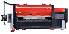 Amada HG-2204 ATC bending sheet-metal machine with Automatic Tool Changer